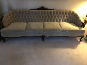 Antique furniture Chesterfield/Couch for sale