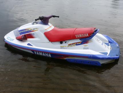 Yamaha waveraider 1100 jetski