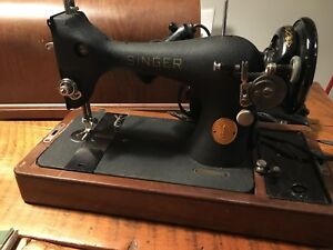 1940's sewing machine