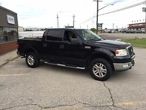 2004 Ford F-150 Lariat 4 Door 4X4 Truck Fully Loaded