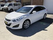 Hyundai i40 Active Tourer Wagon Diesel 2012 Kirrawee Sutherland Area Preview