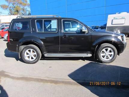 2008 Nissan Pathfinder Wagon ST-L DIESEL TURBO 2.5L 5SP AUTO