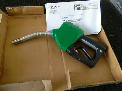 Opw 11bp Gasoline Gas Fuel Dispensing Nozzle 34 Green