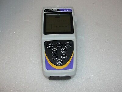 Eutech Instruments Pd 450 Phmvdissolved Oxygentemperature Meter