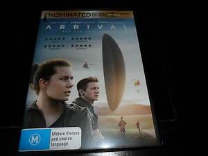 ARRIVAL DVD Capalaba Brisbane South East Preview