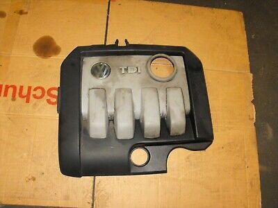 2008 VW PASSAT B6 1.9 TDI ENGINE COVER BXE