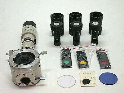 Fluorescence Kit For Nikon Labophot Optiphotalphaphotetc.