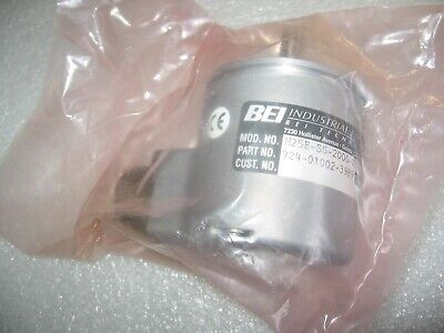 Bei H25 Right Angle Rotary Encoder 924-01002-3989 - New - Dated 010306 - 5 Vdc