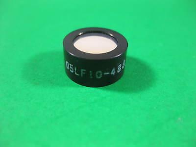 Newport Laser Line Filter -- 05lf10-488 -- Used
