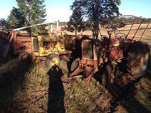 Old tractors Murgon South Burnett Area Preview