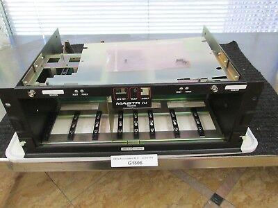 Ge 188d5452g1 Multiple Receiver Shelf Mastr Iii