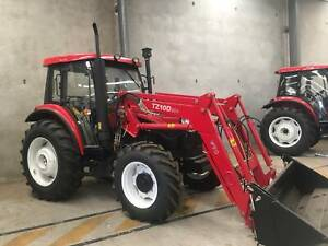 YTO Tractor X904 Cab– 4WD – 90HP – FRONT END LOADER. Excl. GST Llandilo Penrith Area Preview