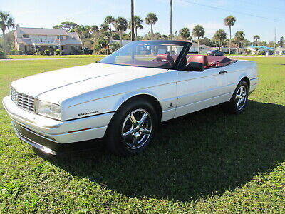 1993 Allante  Florida! 76K. Miles! Pearl! Nicest on the Web!! Northstar!