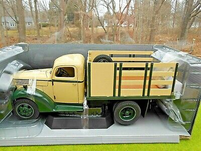 1:16 Scale Highway 61 DCP 1940 FORD STAKE TRUCK No. 50258 ~ MIB