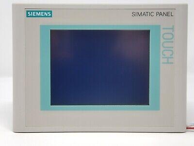 Siemens Tp177b 6av6642-0bc01-1ax1 Touch Panel 6av6 642-0bc01-1ax1 Hmi Tested