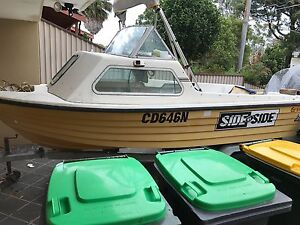 Free boat at your own pick up Hurstville Hurstville Area Preview