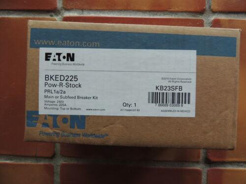 NEW EATON Breaker Kit Pow-R-Stock BKED225 FREE SHIPPING