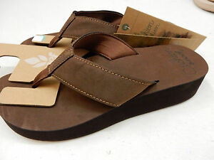 REEF WOMENS SANDALS CUSHION BUTTER BROWN SIZE 7