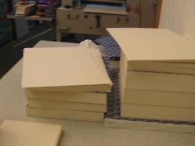 30 Blatt  Aquarellpapier230 g/qm matte Struktur A 4 Säurefrei weiss melliert