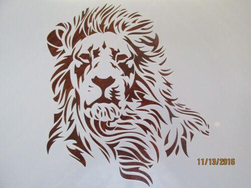 Lion King 10 mil Mylar Reusable Stencil
