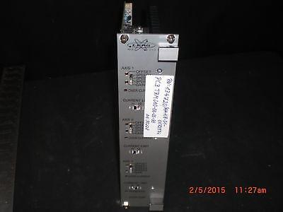 Amplifier Dc Servo Driver 3 Axis Controller Vme Leag Tfm-060-06-99