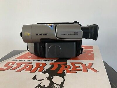 SAMSUNG VP-A20 ANALOGUE CAMCORDER ( 8mm Video 8 Playback)