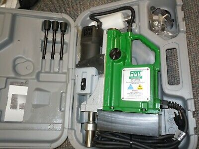 Fmt Magbeast 110v 9amp Magnetic Drill Press Mfg By Unibor.