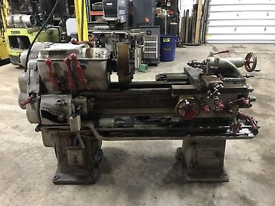 Monarch Engine Lathe 15 X 24