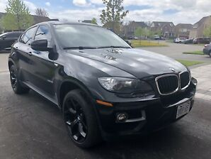 BMW X6 2014 6 cylinder great condition