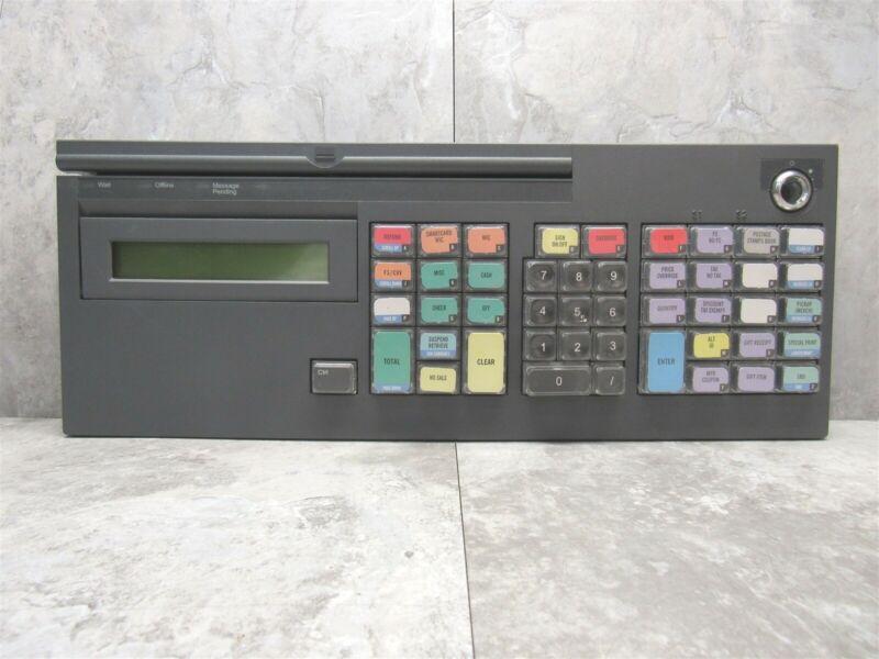IBM M8 SurePOS Retail 50-Key Keyboard Point of Sale POS 65Y4677 65Y4681 - BLACK