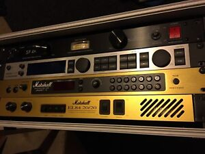 Jmp1,poweramp marshall 20/20 el/84 , Gmajor2 , road case