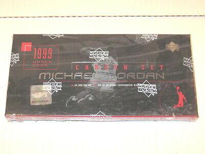 Michael Jordan 1999 Upper Deck Basketball Career Set 60 Cards Factory Sealed A01