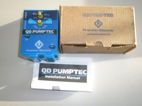 Franklin QD PumpTec Low Water Sensor Module 5800070600 for Submersible Pumps
