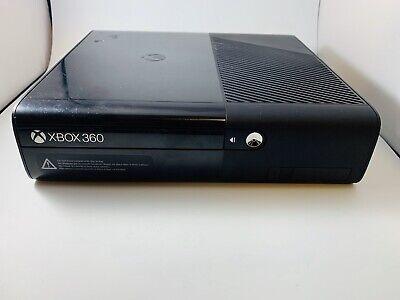 Microsoft Xbox 360 E - 4GB - Black Console - No Accessories, Console Only