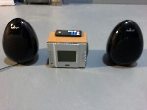 Wireless Bluetooth Audio Player & Speaker
