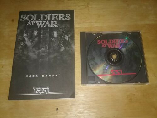 Computer Games - Soldiers At War PC Computer Game