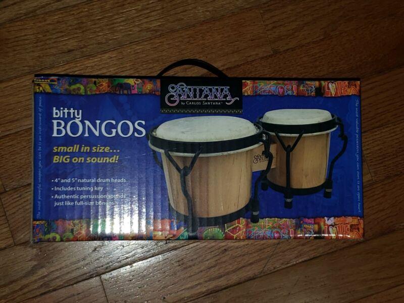 Latin Percussion LP Aspire Santana bitty Bongos