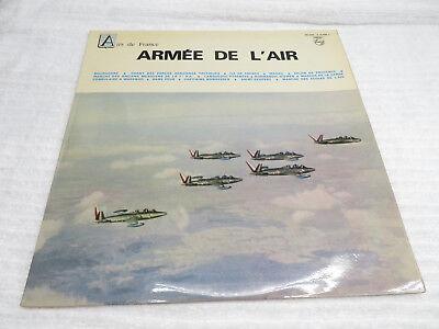 "ARMEE DE L'AIR AIRS DE FRANCE MARCHES AIR FORCE 12"" VINYL RECORD"