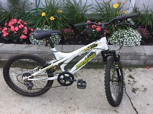 "20"" Mongoose kids bike"
