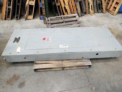 Square D Breaker Box Panelboard Main Breaker 480v 600a Used 87738-109