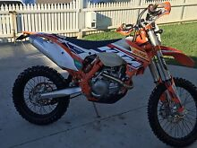 KTM 450exc 2015 Model only 18 hours The Entrance North Wyong Area Preview