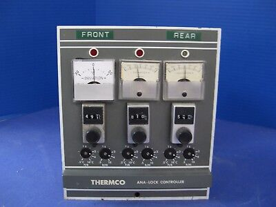 Thermco Ana-lock Controller Series 321 Type R 200-1200 C Used