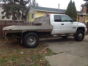 2002 Dodge Diesel dually