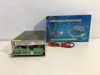 Regulated Switching Power Supply Transformer 110-240v 5060hz Dc13.5
