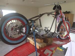 SOUTHERN MOTORCYCLE WORKS LO BOY KIT BIKE Rockville Toowoomba City Preview