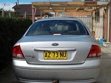 2005 Ford Fairmont Sedan Greater Taree Area Preview