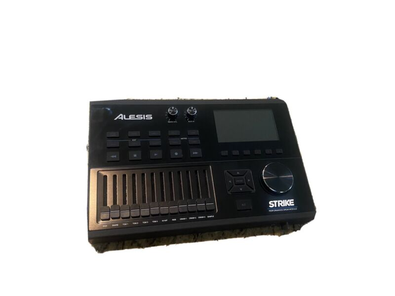 Alesis Strike Electronic Drum Brain Performance Module with Color Display