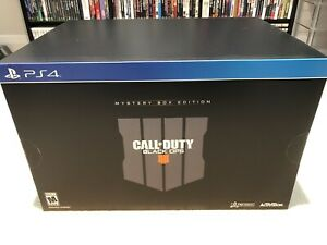 Call of Duty Black Ops 4 Mystery Box Sealed