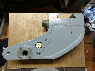 Van Norman 24l Milling Machine Arbor Support 24m 24 Overarm Horizontal Outboard