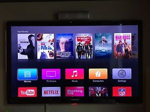 "55"" Samsung 1080p LED TV"